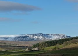 Views of Wild Boar Fell