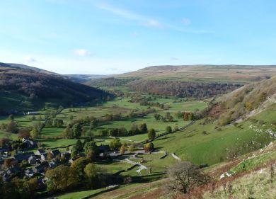 Yockenthwaite Moor from Buckden