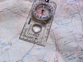Map & Compass O/S style