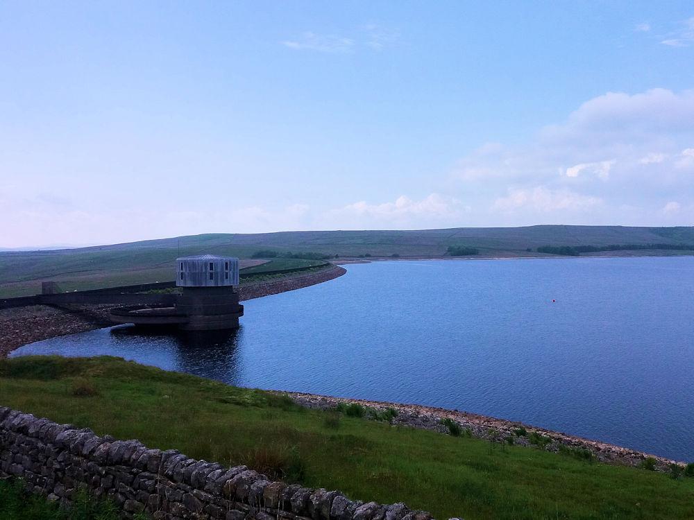 Grimwith dam