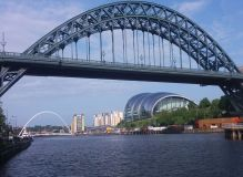 Tyne Bridges and the Sage