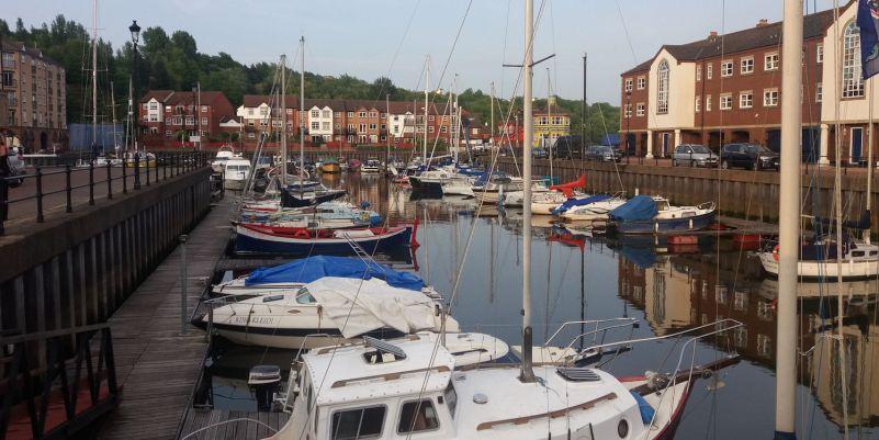 Tyneside Marina