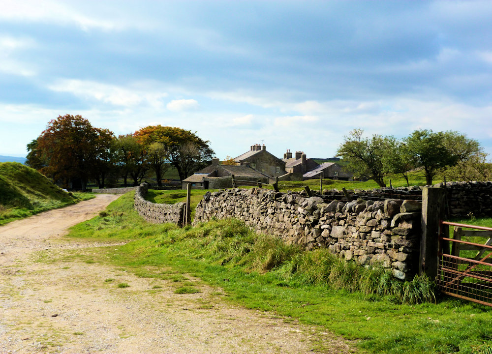 Farm at Yarnbury