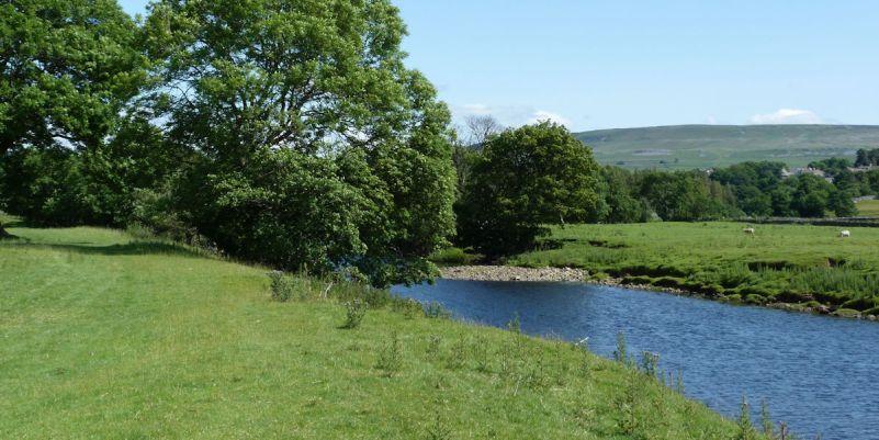 River Ure, Wensleydale