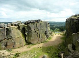 Cow & Calf, Ilkley