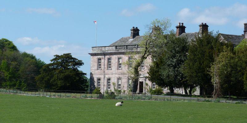 Dalemain House