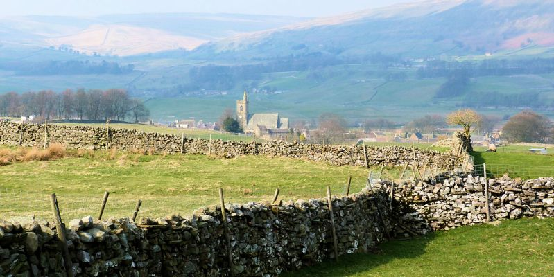 Hawes from Gayle
