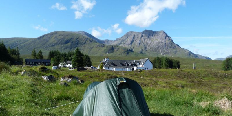Kingshouse, Glencoe