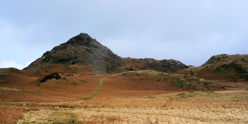 Stickle Pike in the Duddon Valley