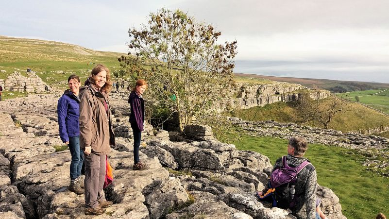 Easy to get to but spectacular, Malham Cove