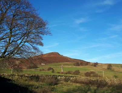Embsay Crag from Embsay