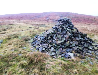 Weets Hill cairn