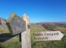 Above Austwick