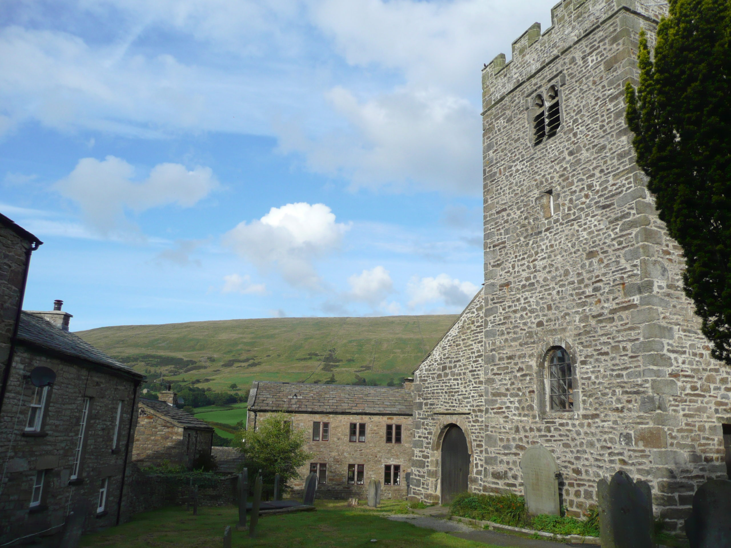 St Andrews Church, Dent