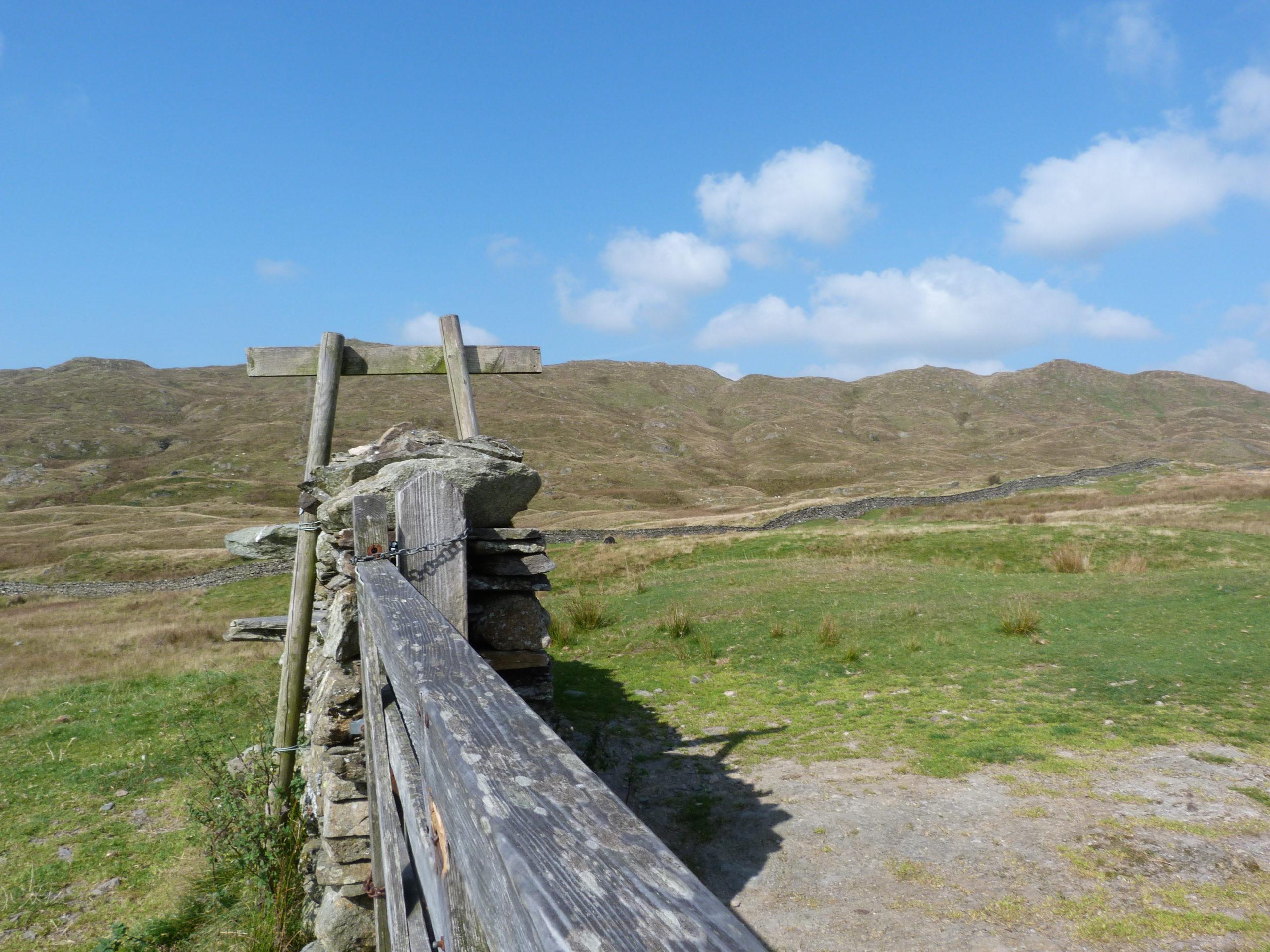 Wansfell near Ambleside