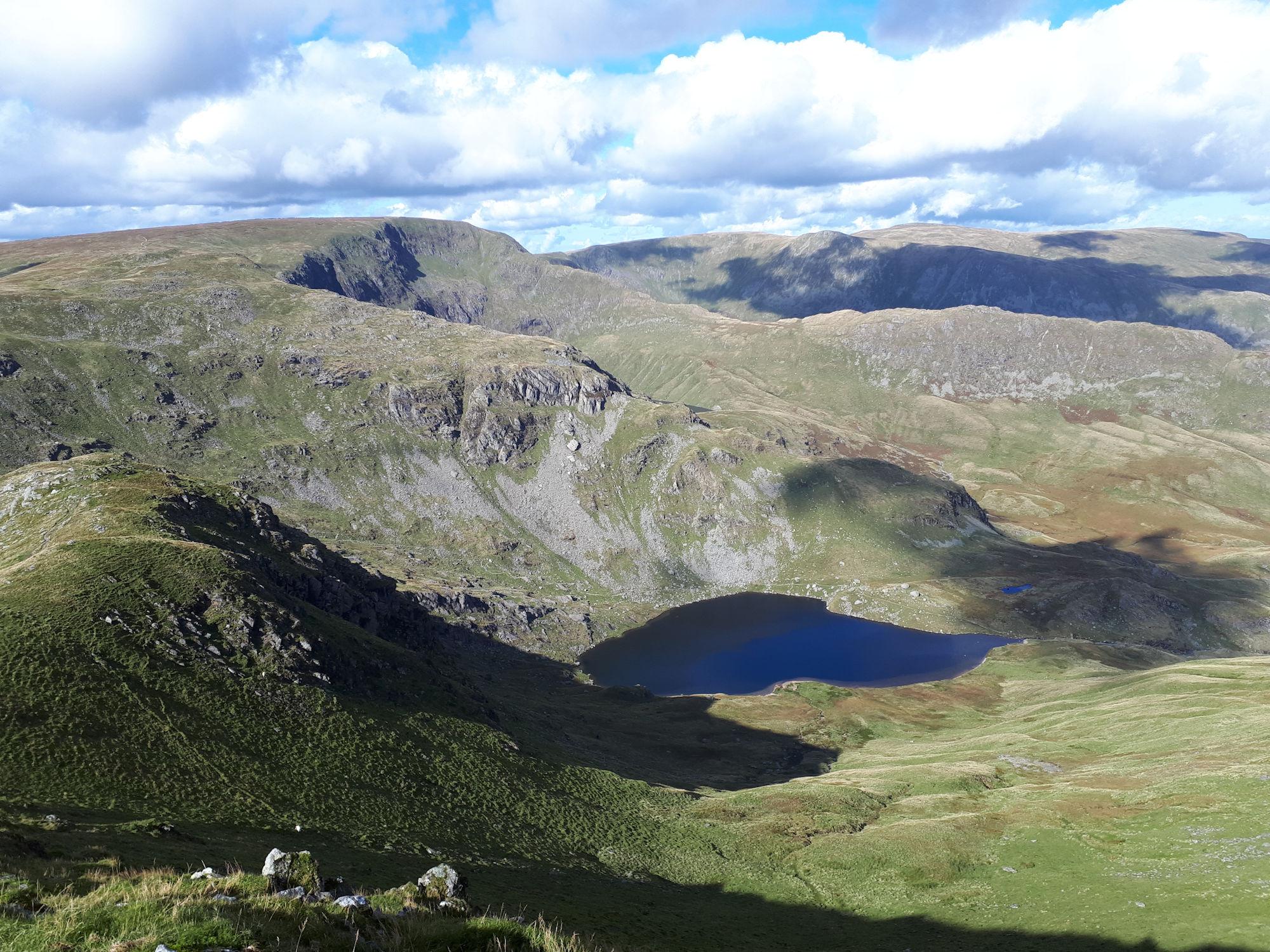 Harter Fell looking north