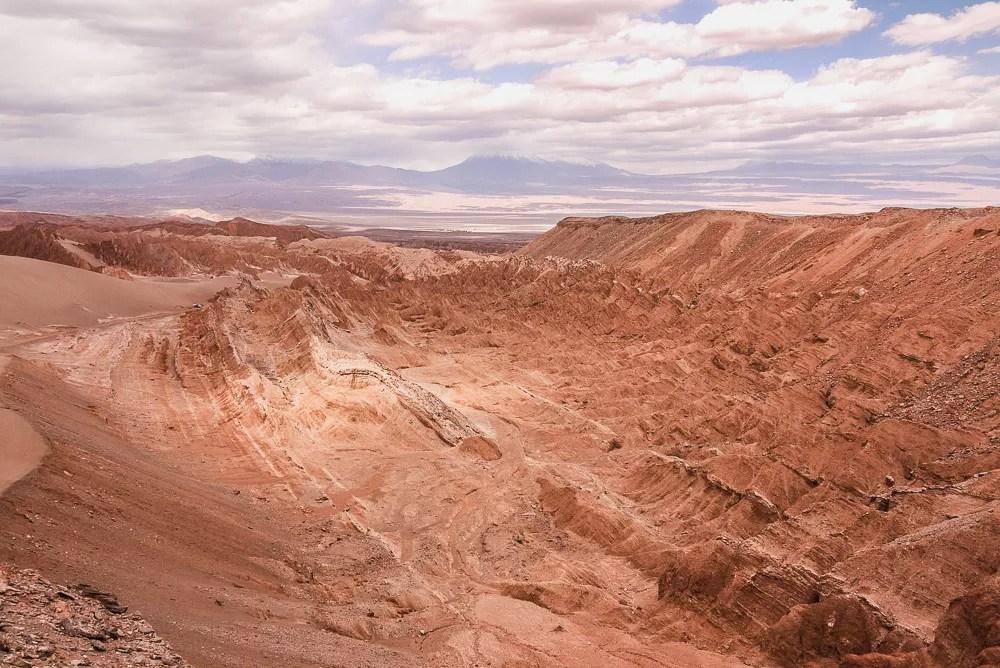 Valle De La Muerte Atacama Desert
