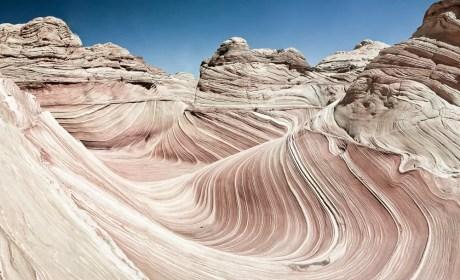 The Wave At Vermillion Cliffs