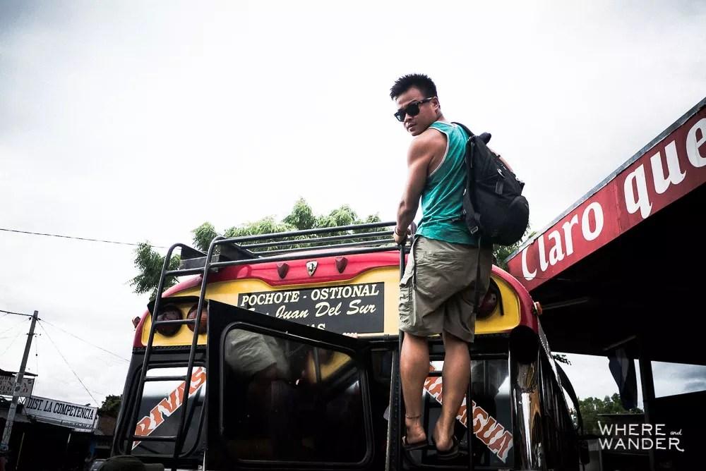 Crazy-Rides-Bucket-List-Chicken-Bus-Nicaragua