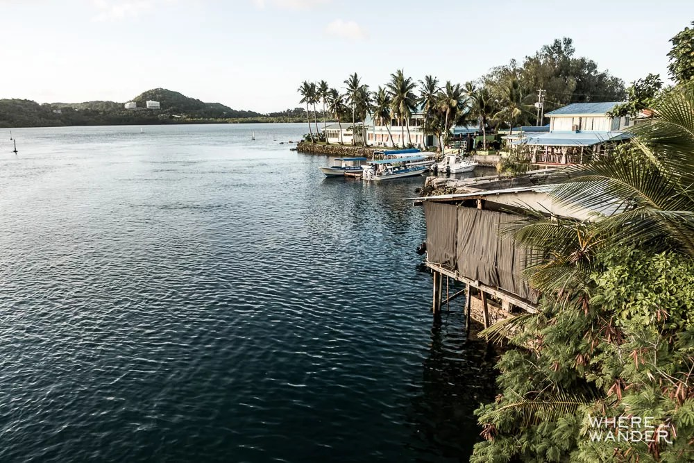 Top Places To Stay In Palau: Koror