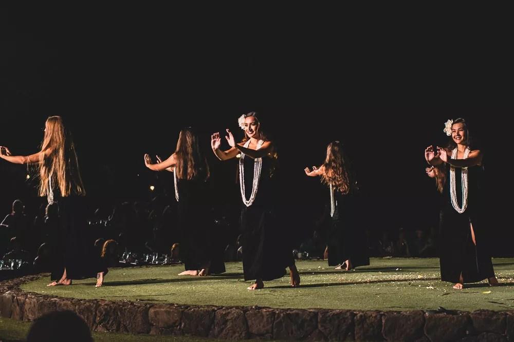 Old Lahiana Luau Dancers