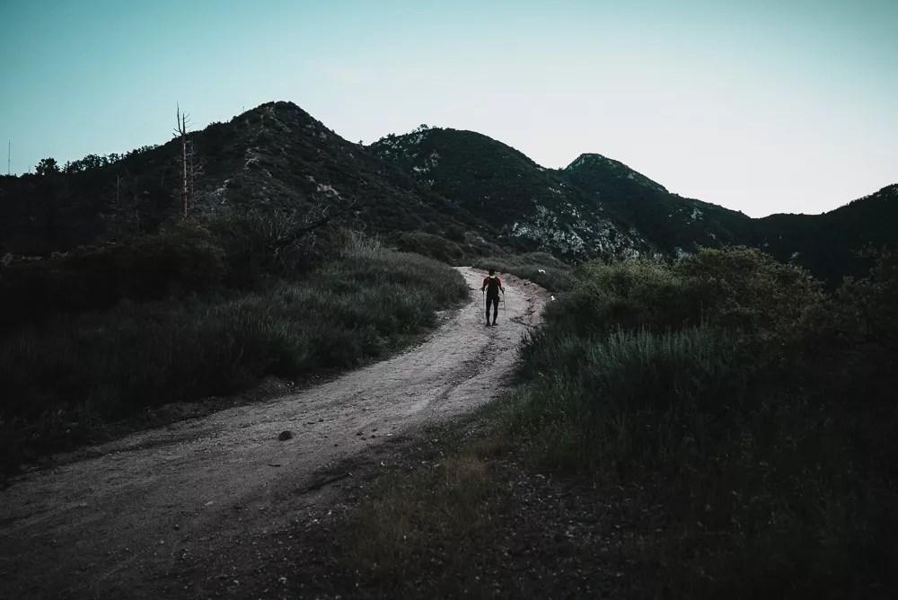 Mt Wilson Sunrise Hiking