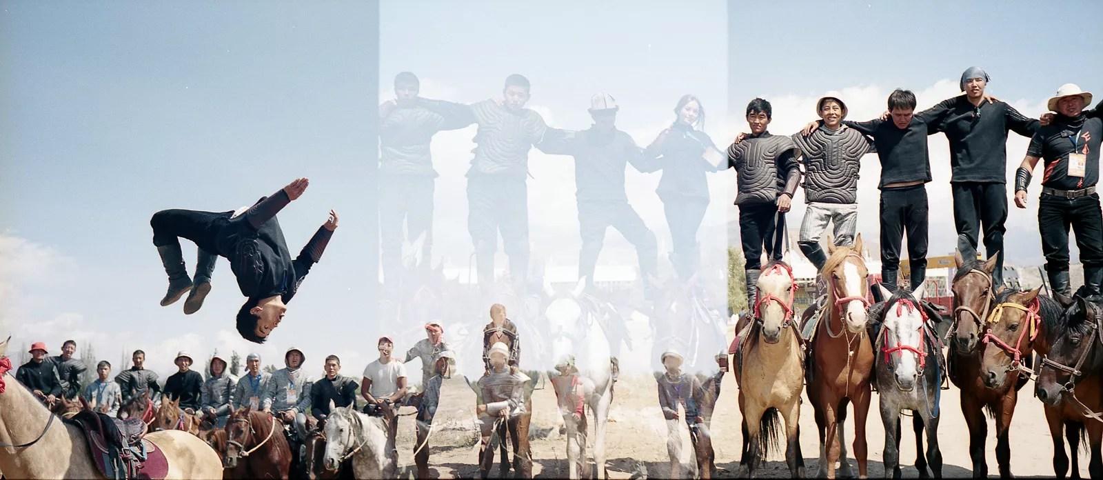 World Nomad Games Shot On 35mm Film 400 Portra Bessa R3a 40mm Voigtlander