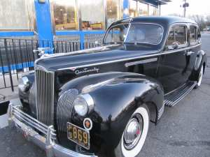 1942 Packard Photo by Maralyn D. Hill