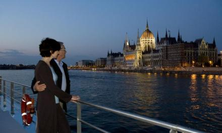 Condé Nast Traveler's 2011 Gold List Places Uniworld Boutique River Cruises in the World's Top Cruise Lines