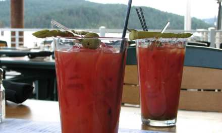 A Mexican Twist on Bloody Mary's