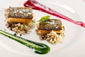 Rabbit Hill Inn's Crispy Trout