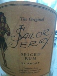 Cheers to Indedepence Day with Spiced Rum Iced tea