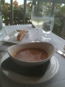 Key West  Conch Chowder Photo: Skip Mays