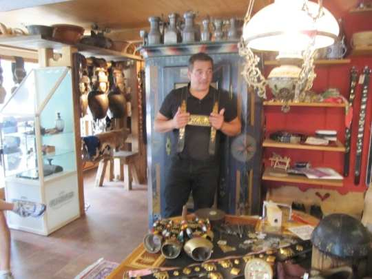Brasscrafter Photo: Maralyn D. Hill