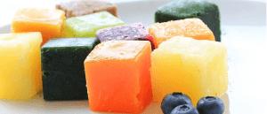 RealSmart Delicious Fruit Cube Recipes