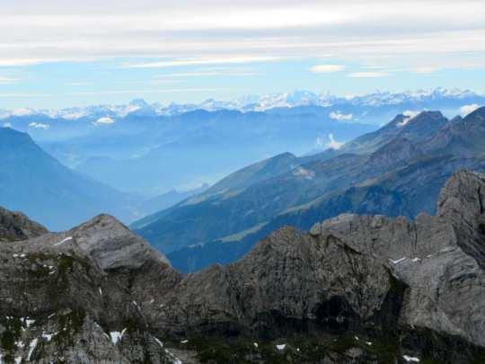 Swiss Alps Photo: Maralyn D. Hill