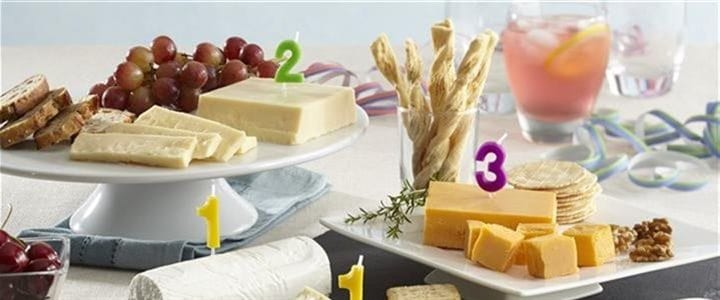 Fail-safe tricks for creating the perfect cheese platter
