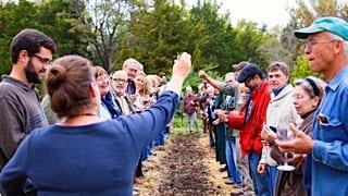 Cyr's Certified Organic Garden