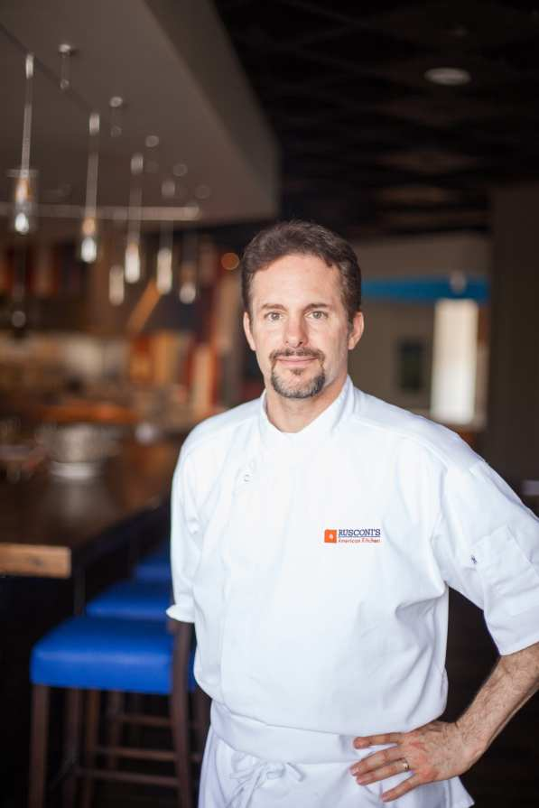 Chef Michael Rusconi - Image by Michael McNamara.