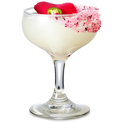 Rosa Picante Margarita - Image Patronetequila.com