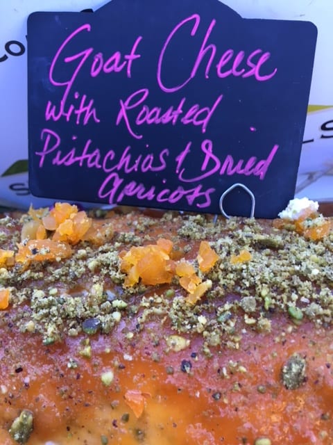 Delectable cheeses from Central Coast Specialties - Photo - Brenda C. Hill