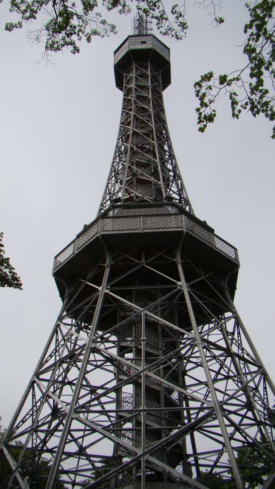 Prague Eiffel Tower Replica