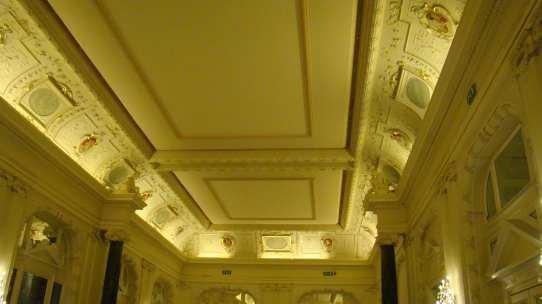Hotel Boscolo Ceiling