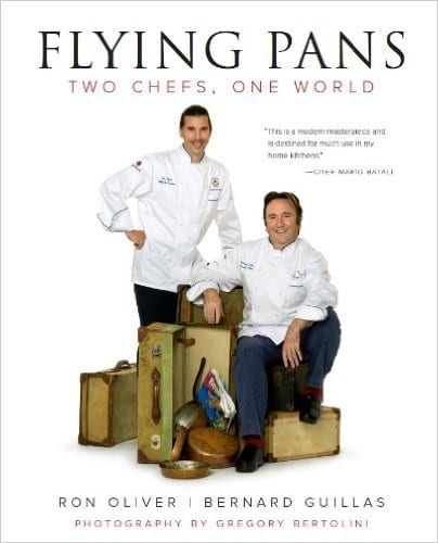 Book Review: Flying Pans by Ron Oliver and Bernard Guillas