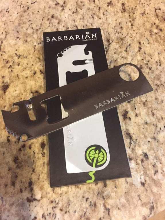 Barbarin Simple Bar Tool
