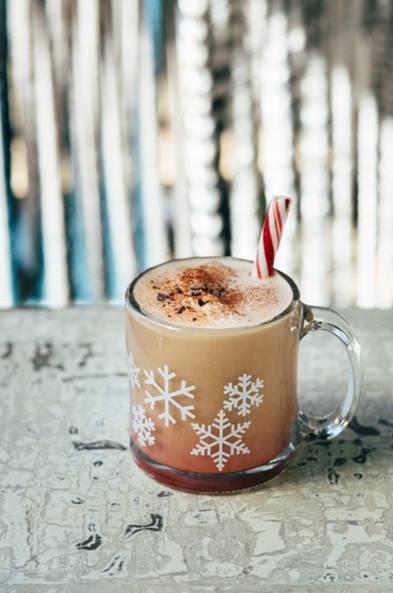 Peppermint Rum Cocoa