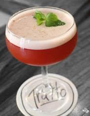 New Cocktail Recipes Perfect for the Party Season from Tratto