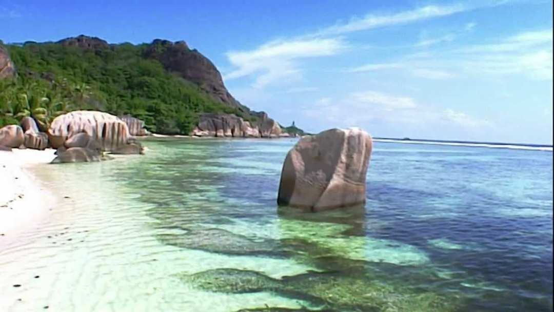 Anse Source d'Argent: La Digue, Republic of Seychelles