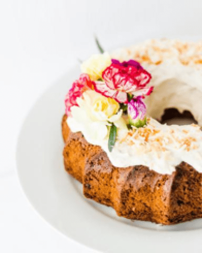 Simple Mills Bundt Carrot Cake