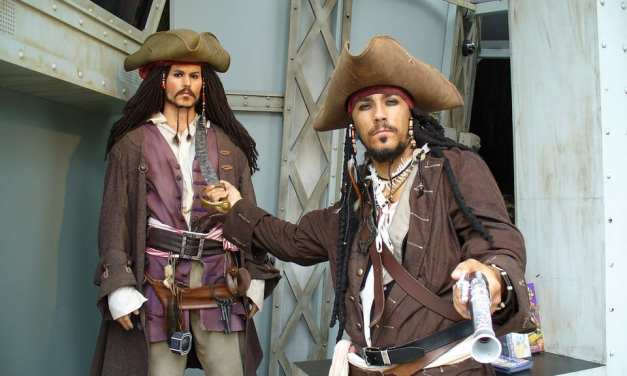 How to Make a Last-Minute Pirate Costume